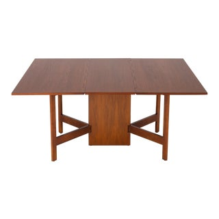 Model 4656 Gateleg Table by George Nelson for Herman Miller For Sale