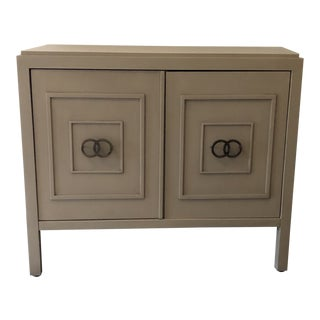 Contemporary Vanguard Furniture Everett Chest of Drawers For Sale