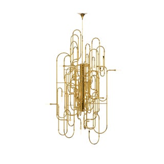 Clark XL Chandelier From Covet Paris For Sale