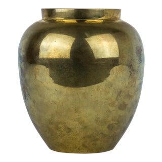Rosenthal Netter Brass Vase