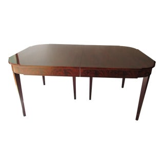 Mahogany Dining Table by Schmeig and Kotzian For Sale