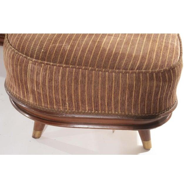 L Shaped Italian Sofa For Sale - Image 4 of 5