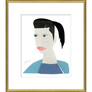 """""""Deb"""" - Susan Hable Empowering Women Illustrations For Sale"""
