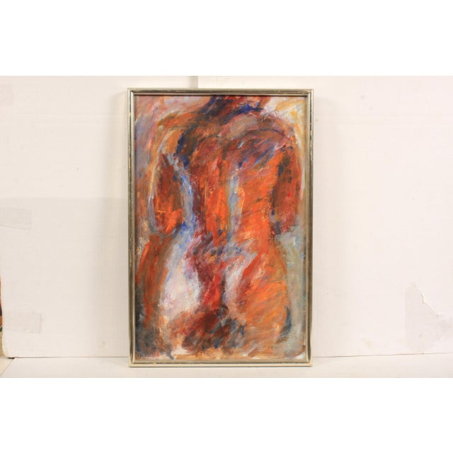 1990s Glowing Skin by Mogens Hoff For Sale - Image 5 of 5