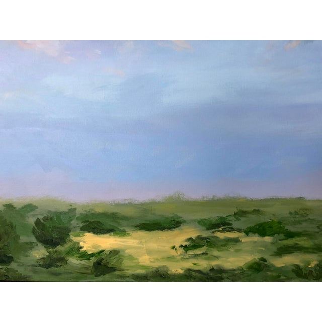 Southern Abstract Landscape by Chelsea Fly For Sale - Image 6 of 8