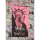 Image of Mondo New York 1988 Japanese B2 Film Poster For Sale