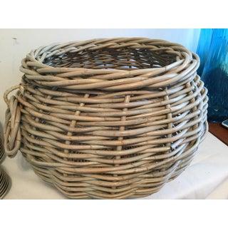 1990s Contemporary Decorative Basket Preview