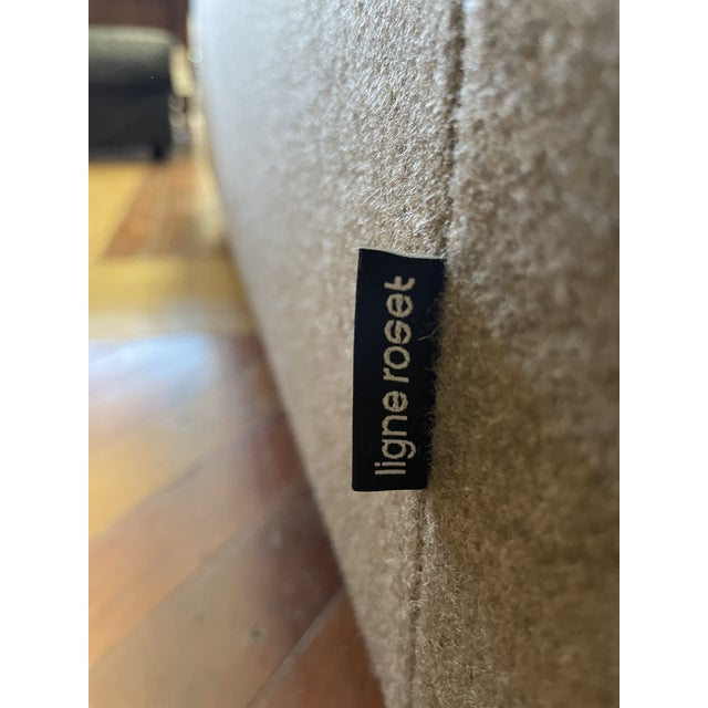 "Early 21st Century Ligne Roset Eric Jourdan ""Snowdonia"" Sofa For Sale - Image 5 of 10"