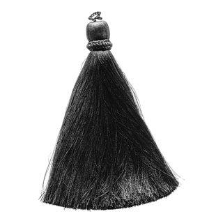 "Traditional 10"" Black Tassel For Sale"