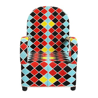 Nigerian Yoruba Beaded Chair
