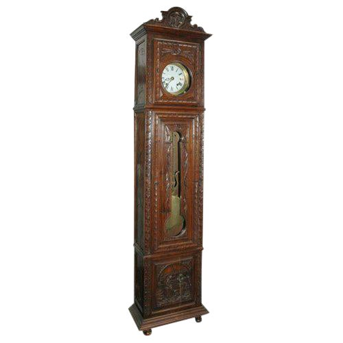 Brittany Grandfather Clock For Sale