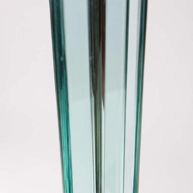 Gold Italian Floor Lamp For Sale - Image 8 of 10