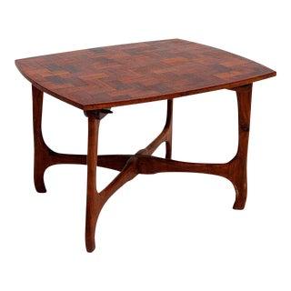 Don Shoemaker Senal Side Table For Sale