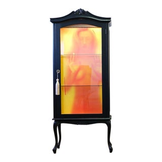 Naked Display … Cabinet (DaVinci Collection) For Sale