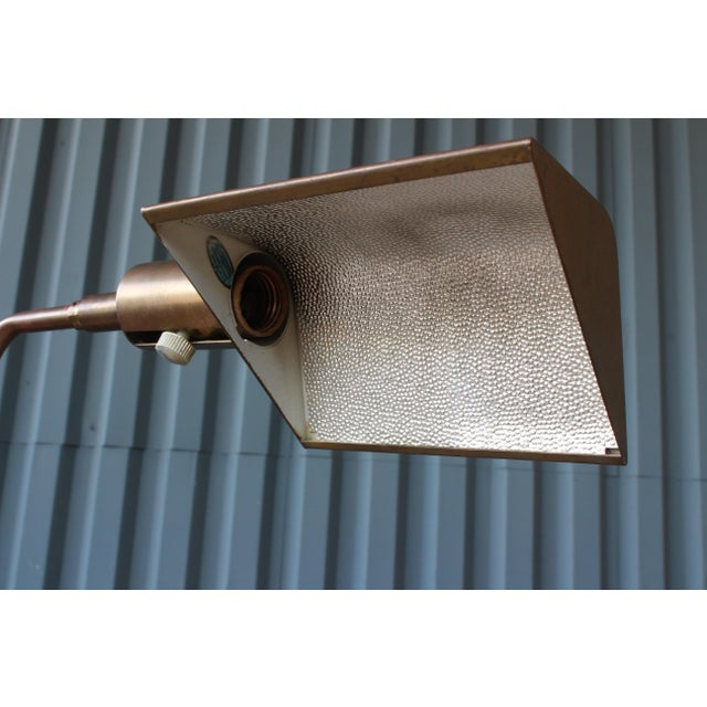 Desk Lamp by Koch & Lowy, 1970s For Sale In Los Angeles - Image 6 of 8