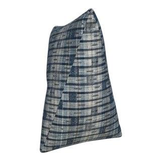 Pierre Atelier Modern Design Blue Berlingot Pillow For Sale