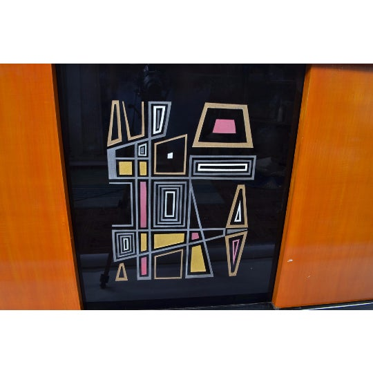 French Mid-Century Modern Sideboard - Image 2 of 5