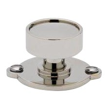 "Tumbler 1 1/4"" Knob in Nickel For Sale"
