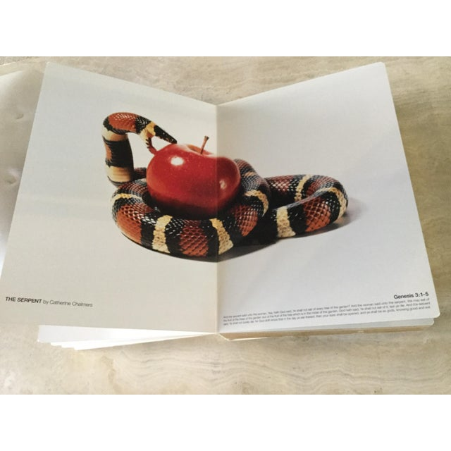 """1990s Visionaire Limited Edition Number 28 """"The Bible"""" For Sale - Image 5 of 8"""