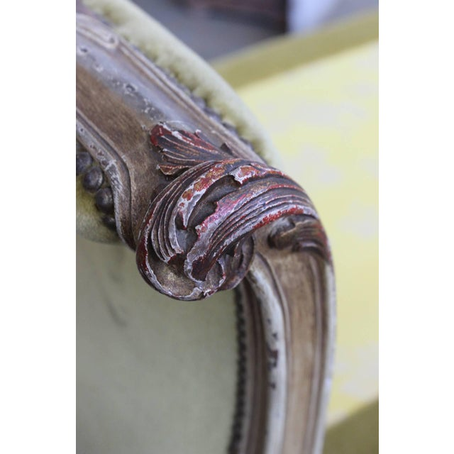French Early 20th Century Louis XV Style Daybed For Sale In New York - Image 6 of 10