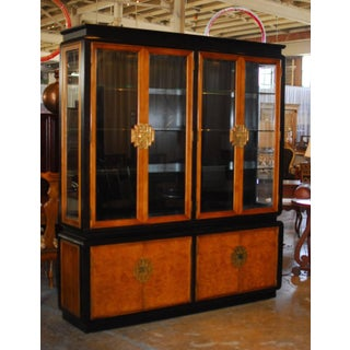 1970s Vintage Raymond Sobota for Century Furniture Chin Hua Display Cabinet Preview