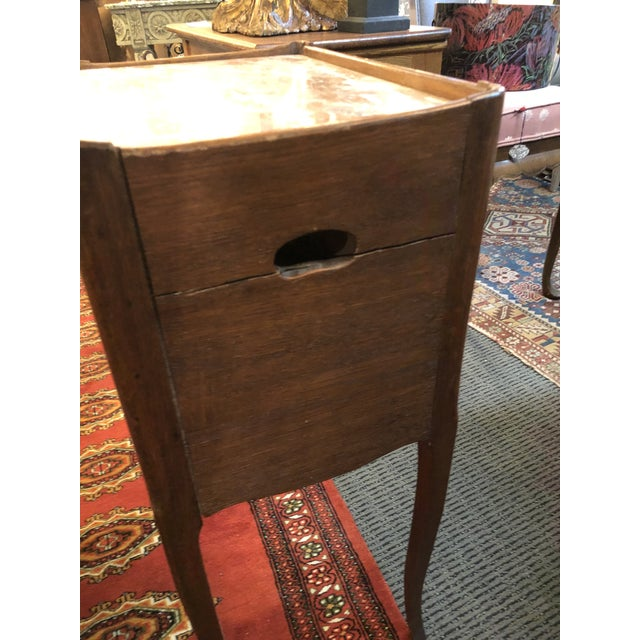 Early 19th Century Antique Early 19th Century French End Tables - a Pair For Sale - Image 5 of 13