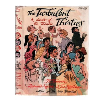 """1960 """"The Turbulent Thirties"""" Collectible Book For Sale"""