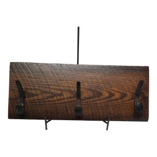 Artisan Made Coat Rack For Sale