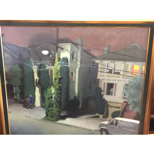 Nicolette Ausschnitt Oil Painting For Sale - Image 5 of 7