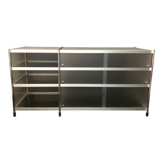 Sec by Alias Modern Modular Storage System Credenza For Sale