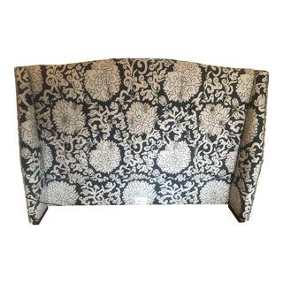 Cottage Mitchell Gold + Bob Williams Queen Headboard For Sale