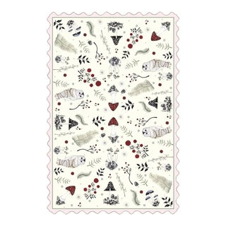 Contemporary The Forest Floor Tablecloth