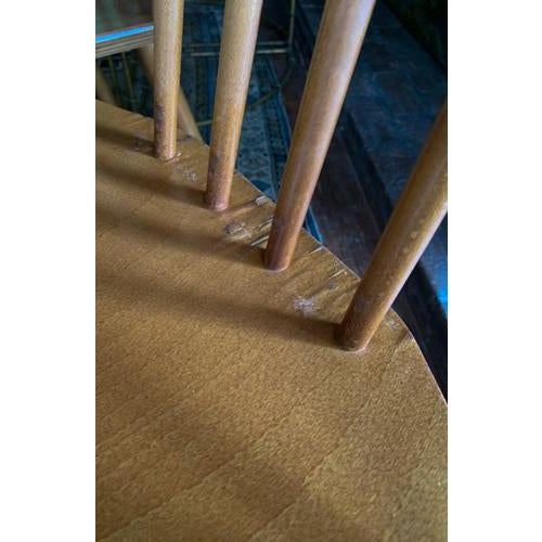 Folke Palsson for Fdb Mobler Mid Century Model J77 Chairs Circa 1970's For Sale - Image 11 of 11