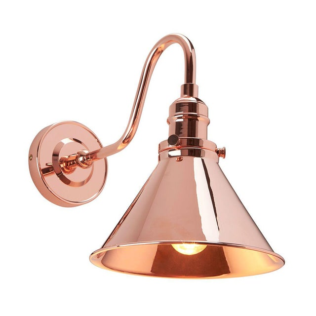 Provence Sconce Polished Copper - Image 3 of 3