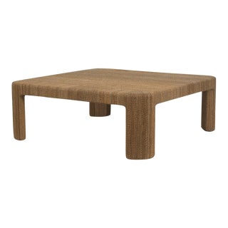 Corso Cocktail Table, Natural For Sale