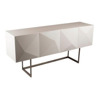 Randall Buffet/Sideboard, White For Sale
