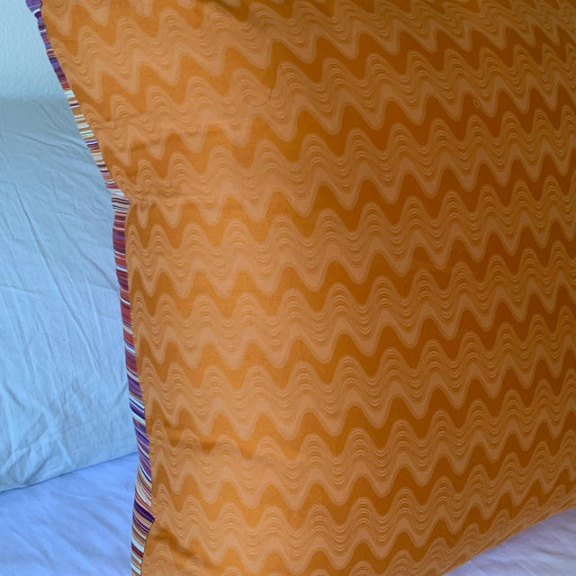 Missoni Home Large Decorative Pillows - Pair For Sale In San Diego - Image 6 of 10