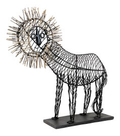 Image of Wire Sculptures