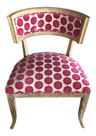 Image of Pink Side Chairs