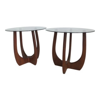 Adrian Pearsall Side Tables - a Pair For Sale