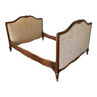 Queen Size French Day Bed by Andre Liardet