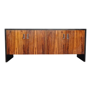 1970s Rosewood Credenza By Robert Baron for Glenn of California For Sale