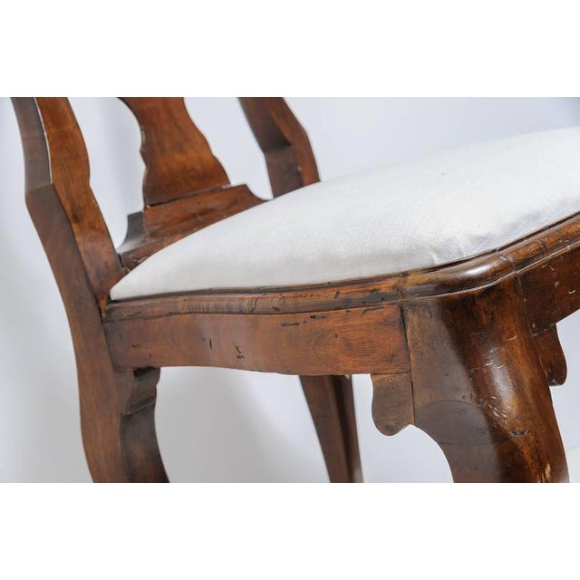 Set of Four 19th Century Queen Anne Revival Side Chairs with Slip Seats - Image 7 of 9