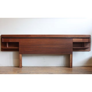 1960s Mid-Century Modern Headboard by Martinsville Preview