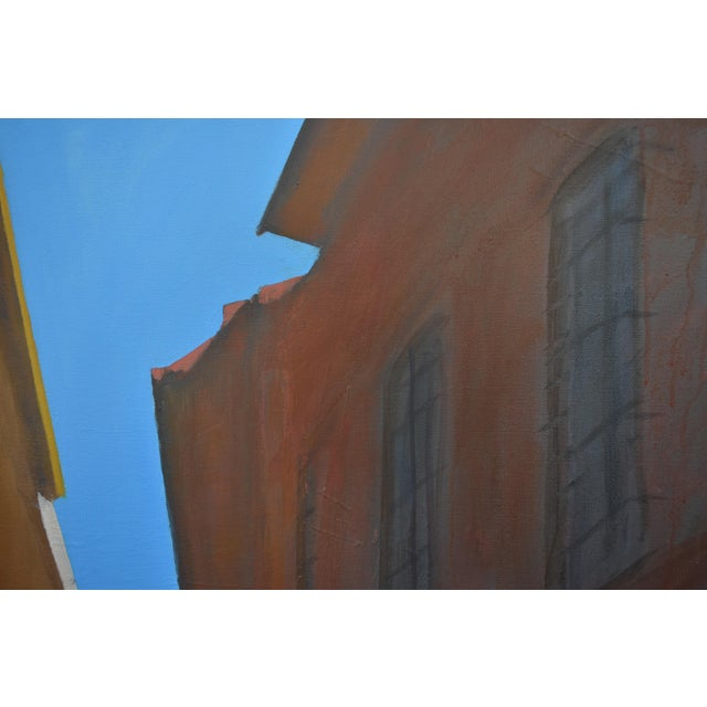 "2020s ""Memory of Seville"" Large Contemporary Painting by Stephen Remick For Sale - Image 5 of 11"