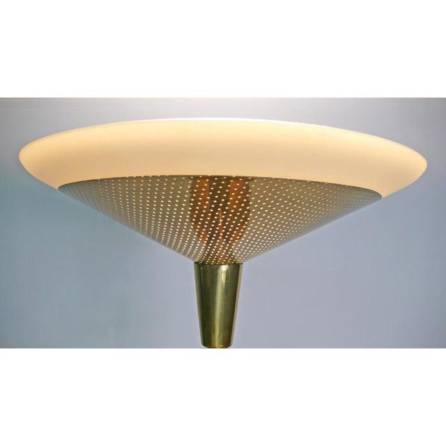 Lightolier Floor Lamp For Sale - Image 10 of 10