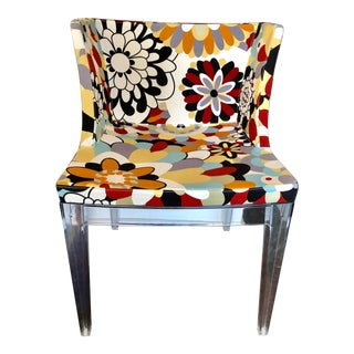 Kartell- Missoni Mademoiselle Chair For Sale