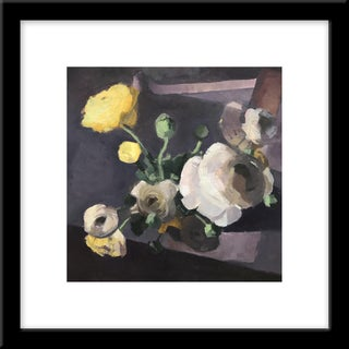 """Ranunculus"" by Caitlin Winner, 15"" X 15"""