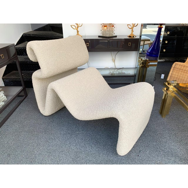 Tan Etcetera Lounge Armchair by Jan Ekselius, Sweden, 1970s For Sale - Image 8 of 11