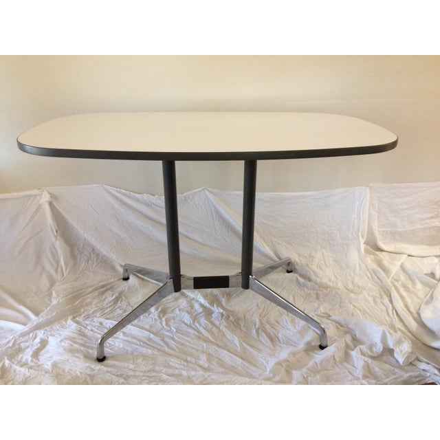 Eames Herman Miller Conference Or Dining Table Chairish - Tall conference table